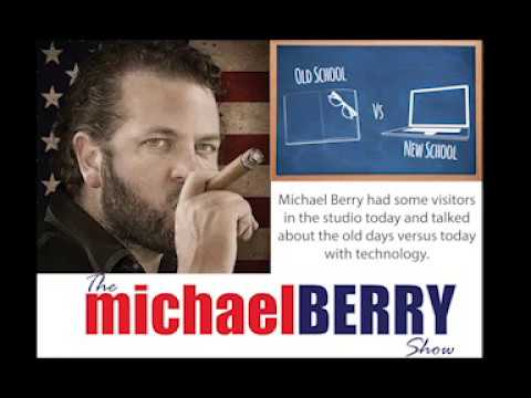 Michael Berry - Old school versus today