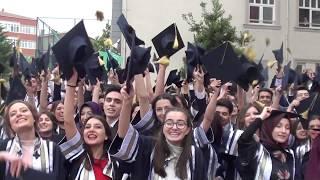 ASİYE AĞAOĞLU ANADOLU LİSESİ 2017 MEZUNLARI