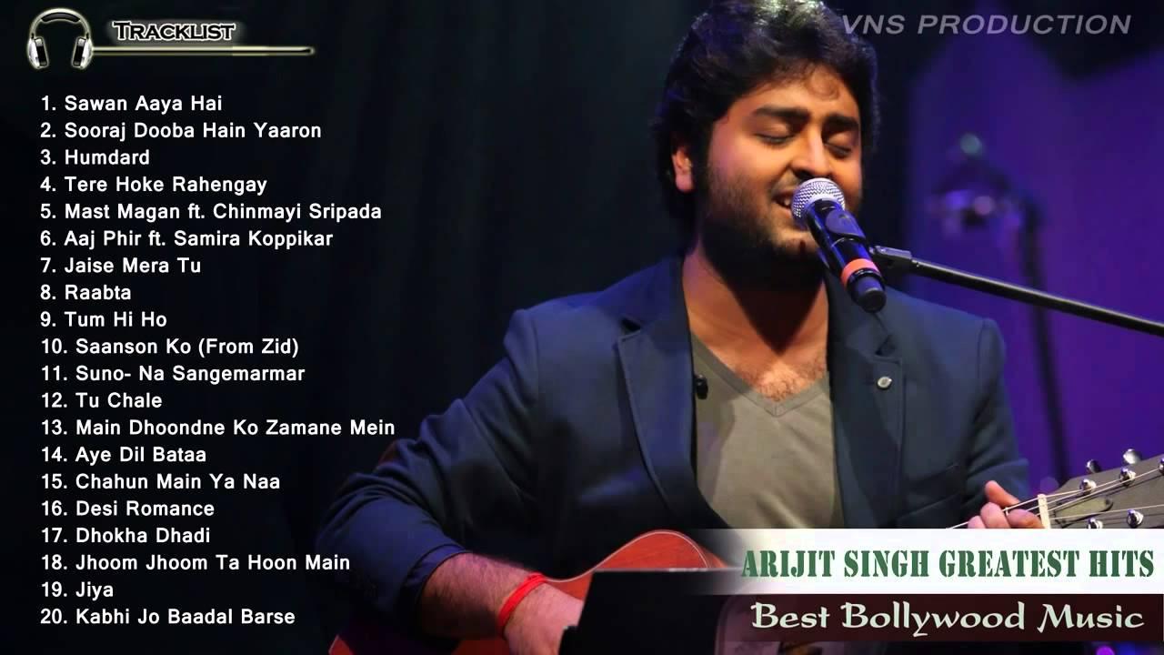 Arijit Singh Best New Songs 2015 Hit Hindi Songs 2014 2015