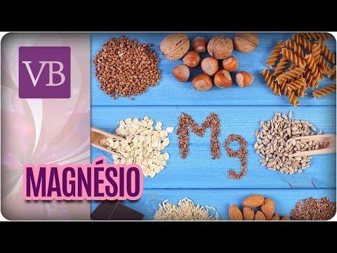 Magnésio: Deficiência e
