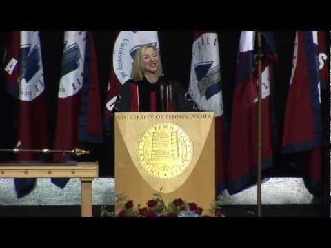 Penn Convocation 2012