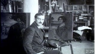 Pintor Julio Romero de Torres, leyenda de pasión y fatalidad (1874-1930)