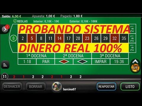 Ruleta Online Con Dinero Real Youtube