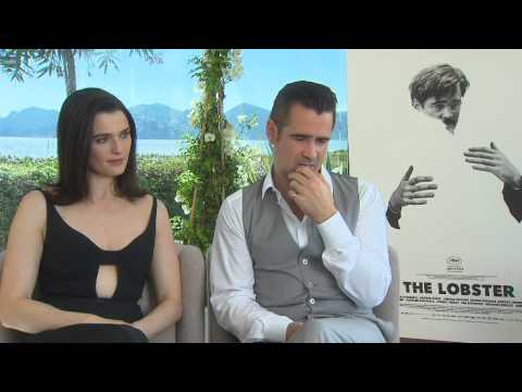 """The Lobster interview of Colin Farrell at Festival de Cannes : """"We're all lost"""""""