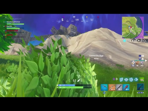 Fortnite Squads with subs 200 Sub giveaway grind (PS4) (Live)