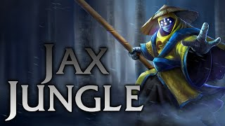 League of Legends | Pax Jax Jungle - Full Game Commentary