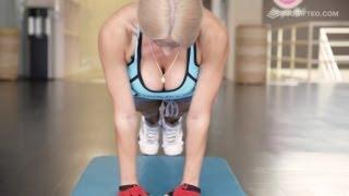 Фитнес. Круговая тренировка для женщин... и мужчин)