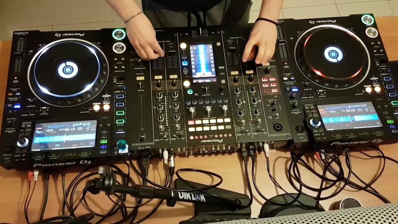 Pioneer DJM-2000NXS DJ Mixer Download Drivers