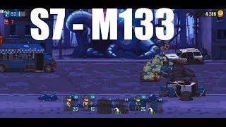 Dead Ahead Zombie Warfare Stage 7 - Mission 133, 3Star