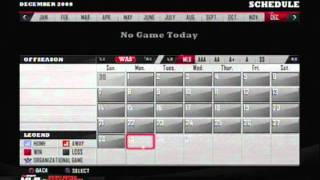 MLB Front Office Manager career mode part 2