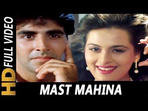 Mast Mahina Bada Kamina | Alka Yagnik | Hum Hain Bemisal 1994 Songs | Akshay Kumar, Sunil Shetty