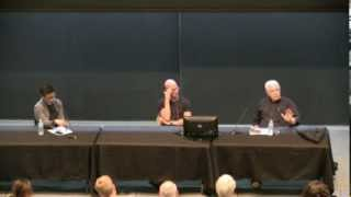 Jacques Herzog & Peter Eisenman — A conversation moderated by Carson Chan (Cornell University, 2013)