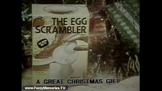The Egg Scrambler By Ronco (Commercial, 1978)