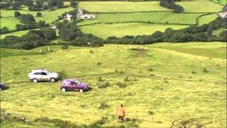 Nissan Micra k11 50th Cymru Car Trial 2012 Part 1