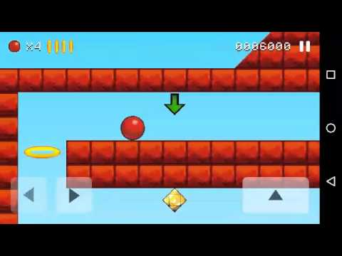 Bounce Original Level 10 Gameplay (Android)
