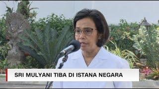 Usai Dipanggil Jokowi, Sri Mulyani Tetap Jadi Menteri Keuangan
