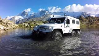 Трэкол-39294Д, Альпы