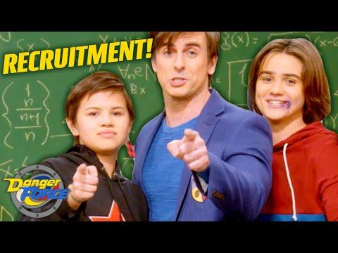 Swellview Super Hero School Recruitment! | Danger Force