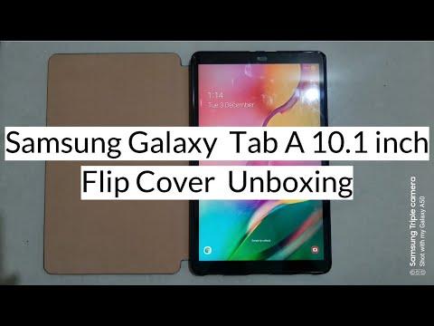 samsung-galaxy-tab-a-10.1-inch-flip-case-unboxing-video