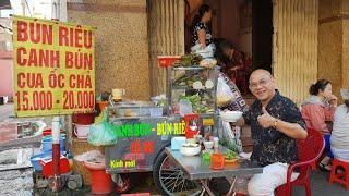 Food For Good #292: Bán bún riêu 15k 1 tô mà vàng đeo muốn gãy tay !