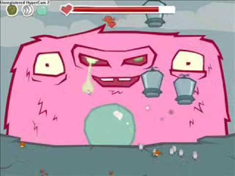 "New Game on Armorgames.com - GOBTRON - last ""Boss""^^"