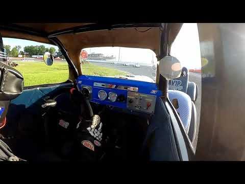 Citrus County Speedway Legend Car Heat Race 5/30/20