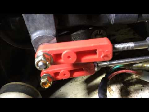 Morse Teleflex Control Cable Setup/Hookup