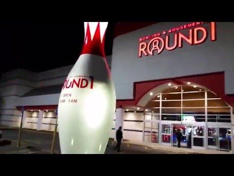 Round 1 Taunton, Massachusetts Arcade Tour