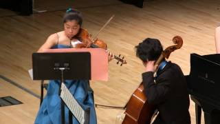 Season 2016-17 JCM-OC Final Concert: Smetana Piano Trio in g minor Op. 15