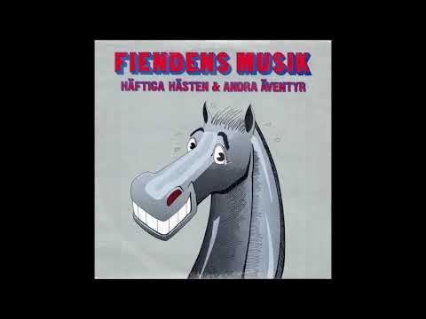 Fiendens Musik  -  Mitt Namn I Tryck  (1980)