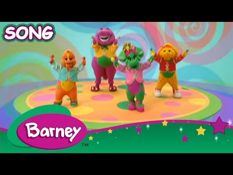 Barney - Hickory Dickory Dock (SONG)