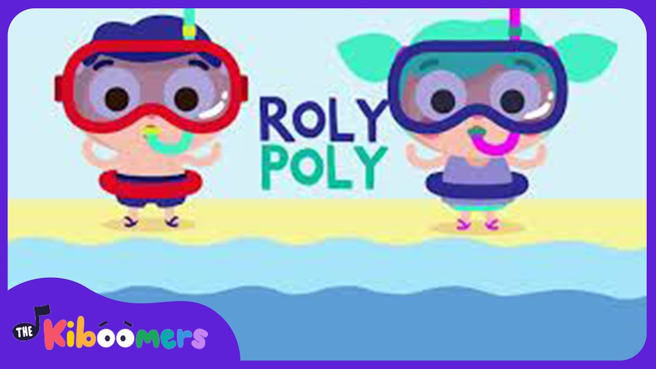 Roly Poly | Kids Song | Nursery Rhymes | The Kiboomers | Kindergarten Songs | Preschool Songs
