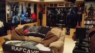 THE RAFCAVE HOME THEATER TOUR …