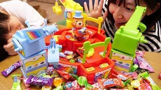 メガハウスより発売されている「たいけつ!キャンディキャッチャークレ...
