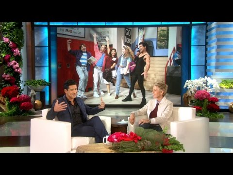 Mario Lopez on the 'Saved by the Bell' Reunion