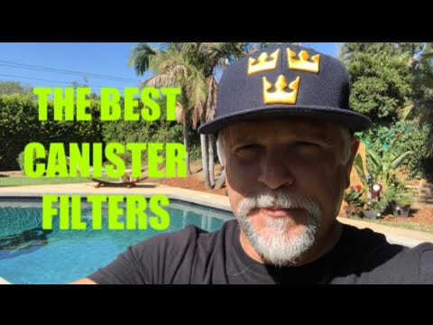 THE BEST CANISTER FILTER!