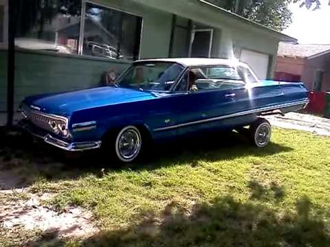 1963 Impala Convertible SS FOR SALE
