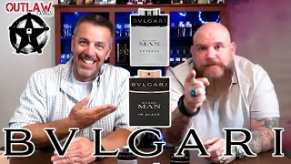 BVLGARI MAN EXTREME & BVLGARI MAN IN BLACK Fragrance Review + bonus unboxing