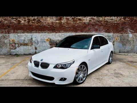 bmw 5 series e60 m sport body kit youtube. Black Bedroom Furniture Sets. Home Design Ideas
