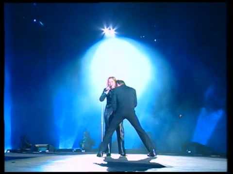 Lara Fabian & Johnny Haliday Requiem pour un fou
