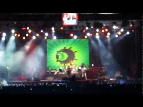 Jamrud & Roy Jeconiah + John Paul Ivan Manggung Bareng Di Win Mild Rock Reborn