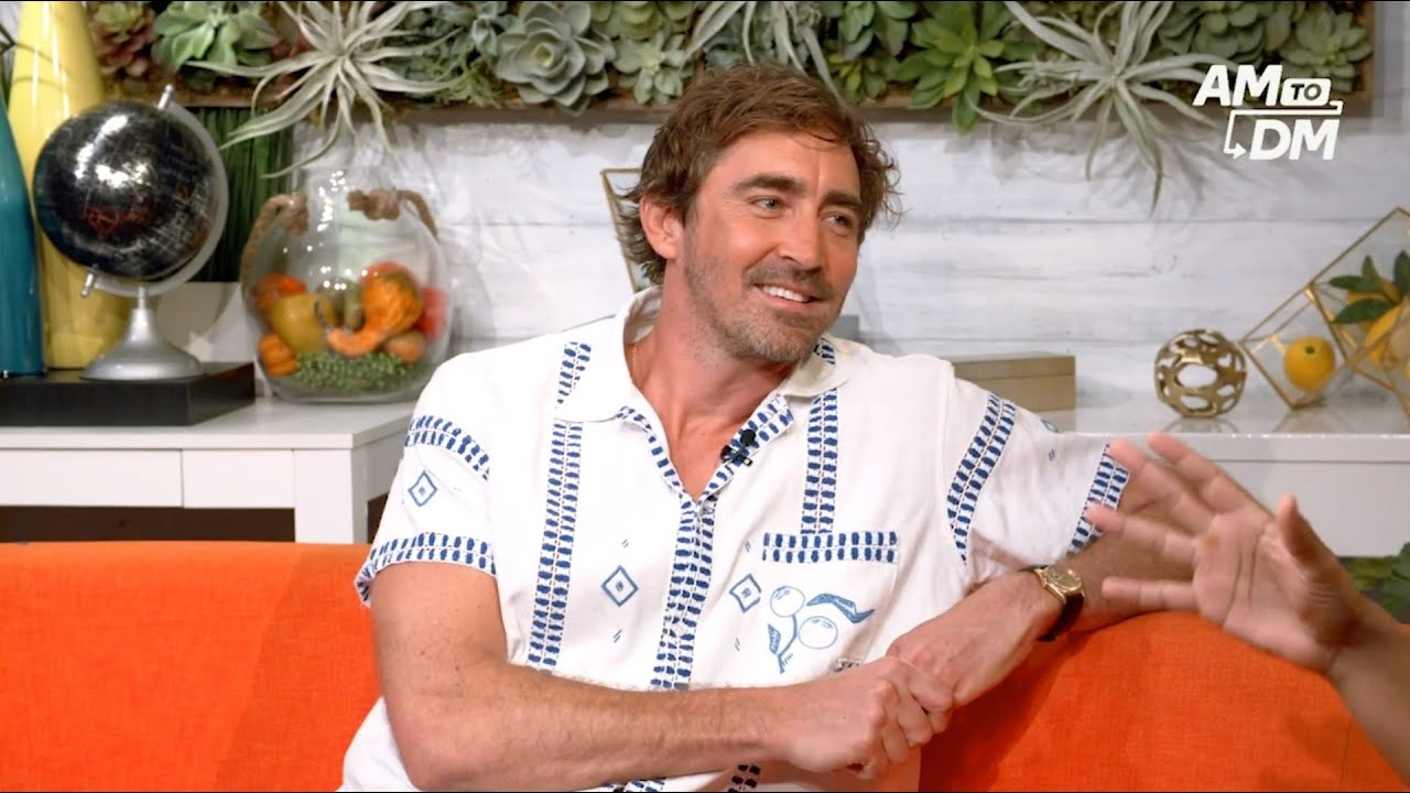 """Download Lee Pace Says A """"Pushing Daisies"""" Revival Would Be """"So Much Fun"""""""