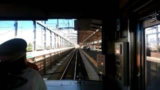 埼京線武蔵浦和→大宮 前面展望