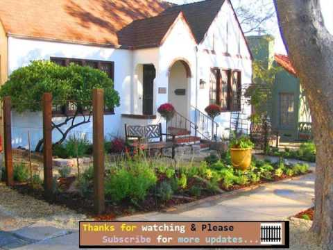 Fencing Ideas For Front Yards Fences Gates Collection