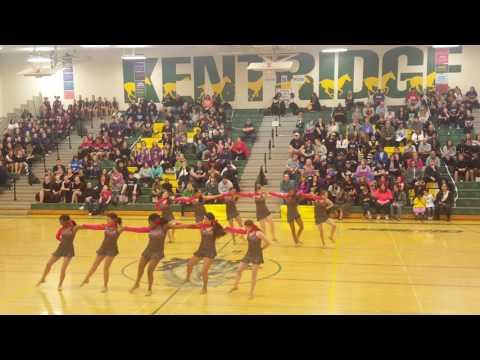 Kick at Kentridge