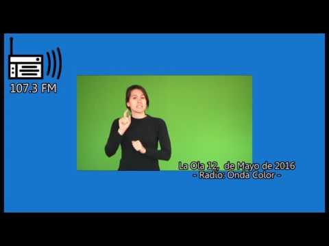 Programa de Radio en LSE: La Ola, 12 de Mayo de 2016