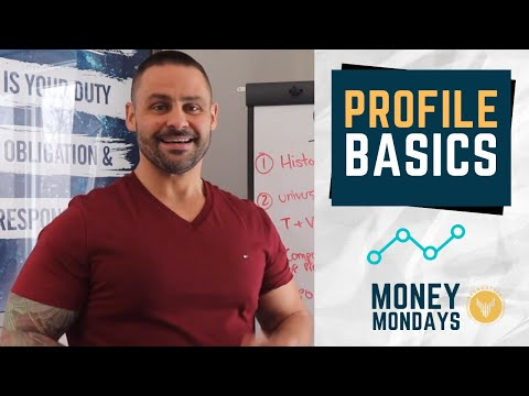 MARKET PROFILE vs VOLUME PROFILE BASICS || MONEY MONDAYS E21 || TRADER TV SHOW