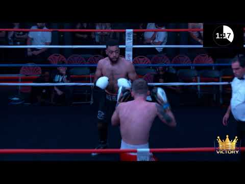 Jordan Ashton VS Alex Edwards | Full Fight and Interviews!