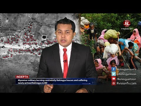 Download Youtube: Rohingya Daily News 17 September 2017
