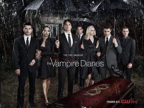 The Vampire Diaries - Trans-Siberian Orchestra - Christmas Canon Rock
